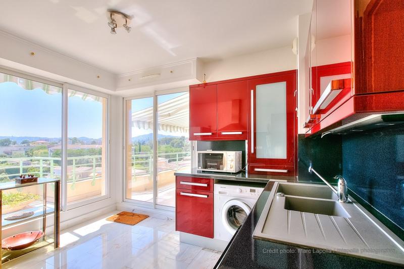 Vente de prestige appartement Antibes 895000€ - Photo 7