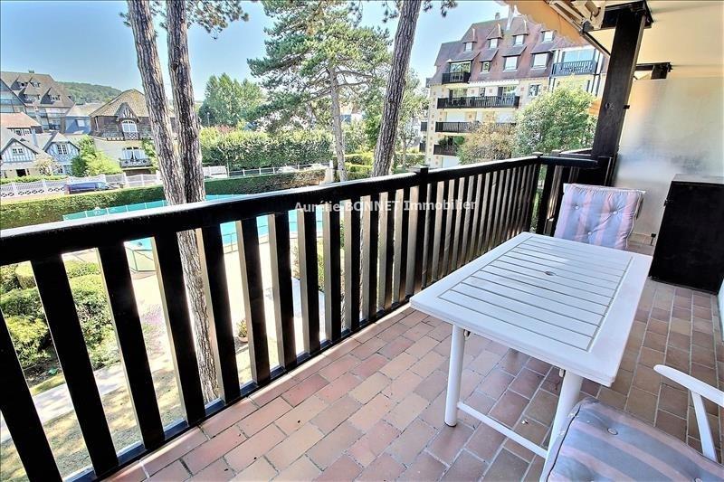 Sale apartment Deauville 424000€ - Picture 3