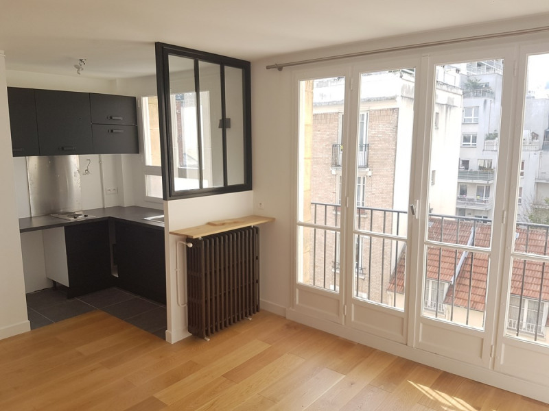 Rental apartment Courbevoie 765€ CC - Picture 2