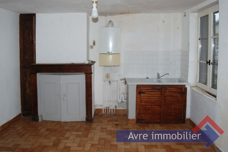 Sale house / villa Verneuil d'avre et d'iton 65500€ - Picture 2