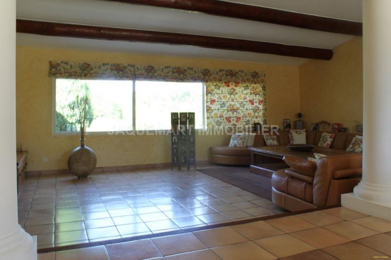 Vente de prestige maison / villa Rognes 989000€ - Photo 2