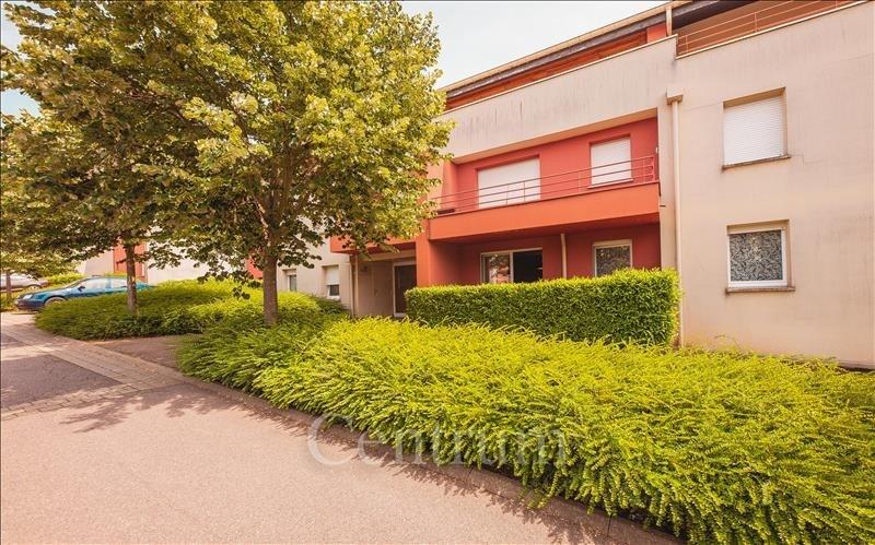 Verkoop  appartement Metz 149000€ - Foto 8