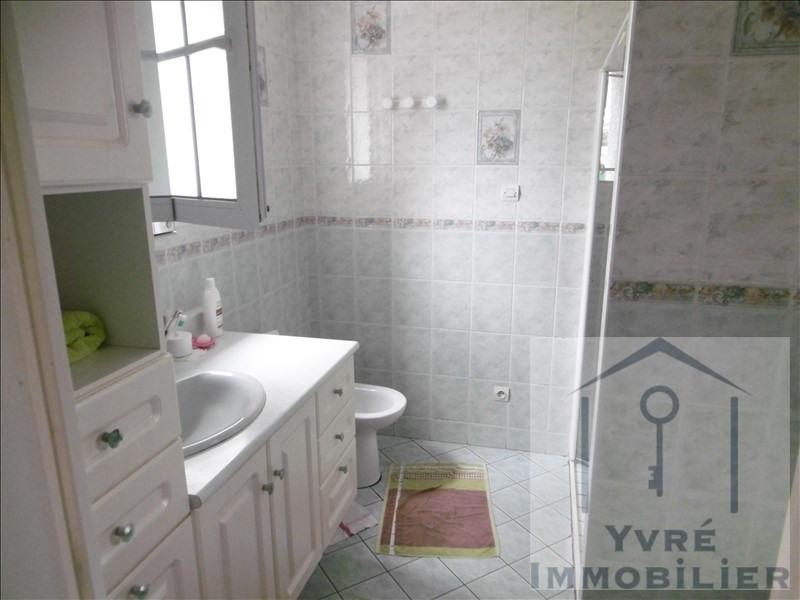 Sale house / villa Yvre l'eveque 239500€ - Picture 5