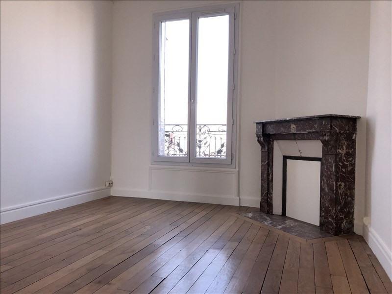 Rental apartment Aubervilliers 790€ CC - Picture 1
