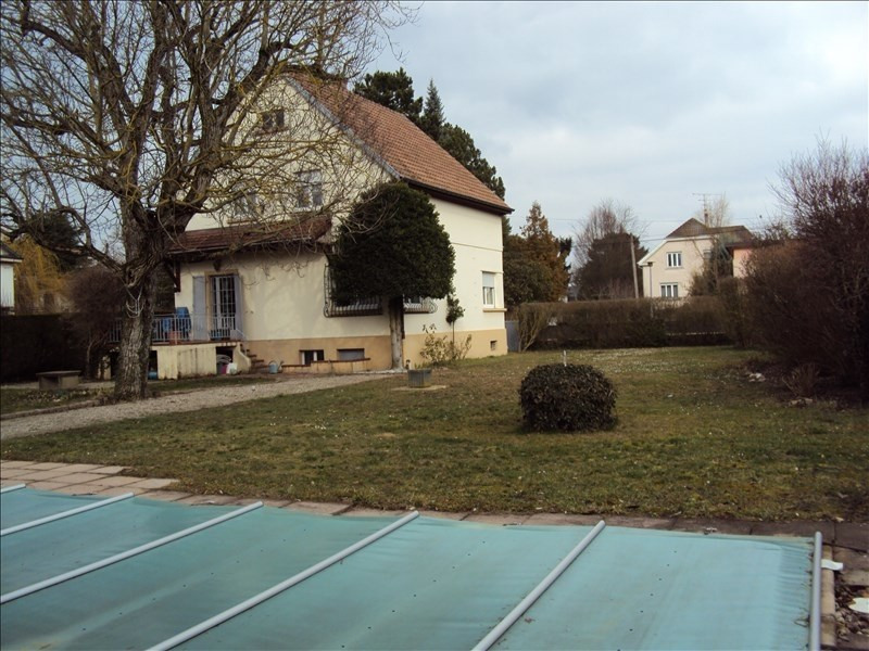 Sale house / villa Riedisheim 490000€ - Picture 1