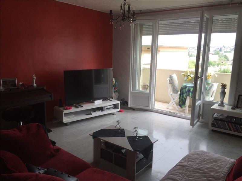 Sale apartment Besancon 120000€ - Picture 1