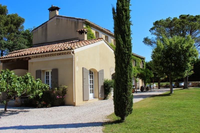 Venta de prestigio  casa Vernegues 1320000€ - Fotografía 7