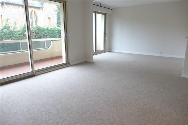 Rental apartment Vaucresson 1600€ CC - Picture 1
