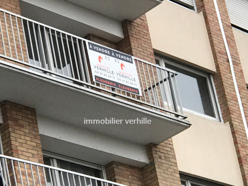 Vente appartement Lomme 123 000€ - Photo 1
