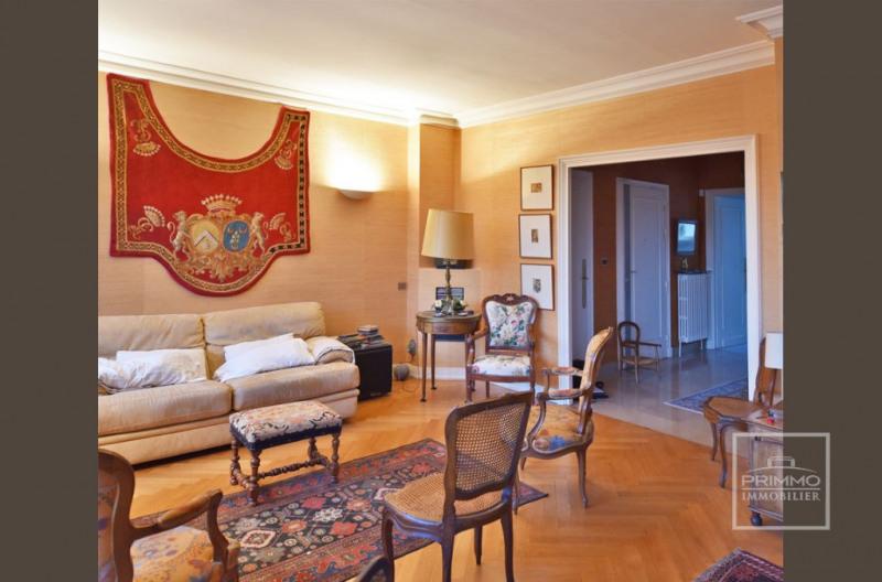 Vente de prestige appartement Lyon 6ème 970000€ - Photo 3