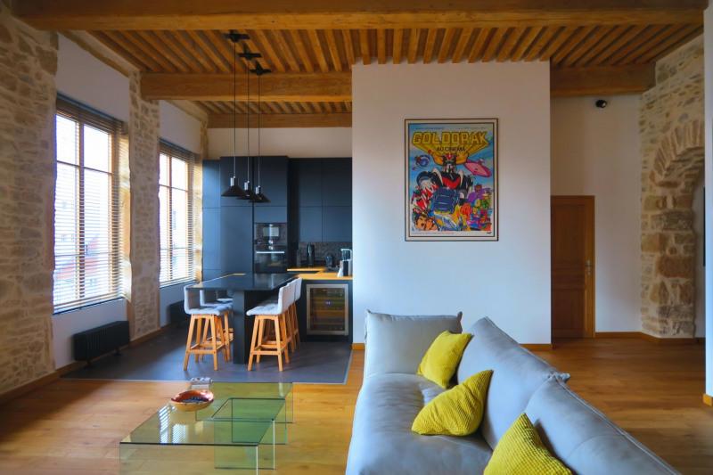 Vente de prestige appartement Lyon 4ème 799000€ - Photo 4