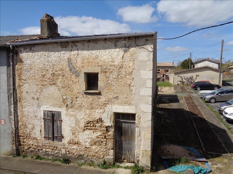 Vente maison / villa Ste eanne 115500€ - Photo 8