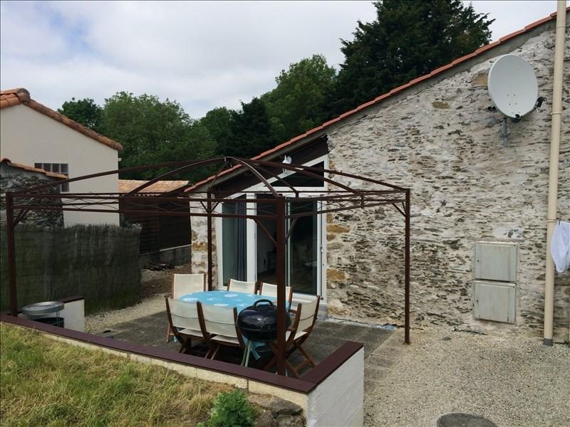 Sale house / villa Poiroux 125000€ - Picture 3