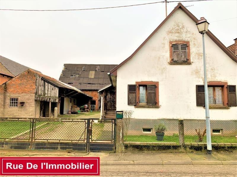 Sale house / villa Schwabwiller 144450€ - Picture 1