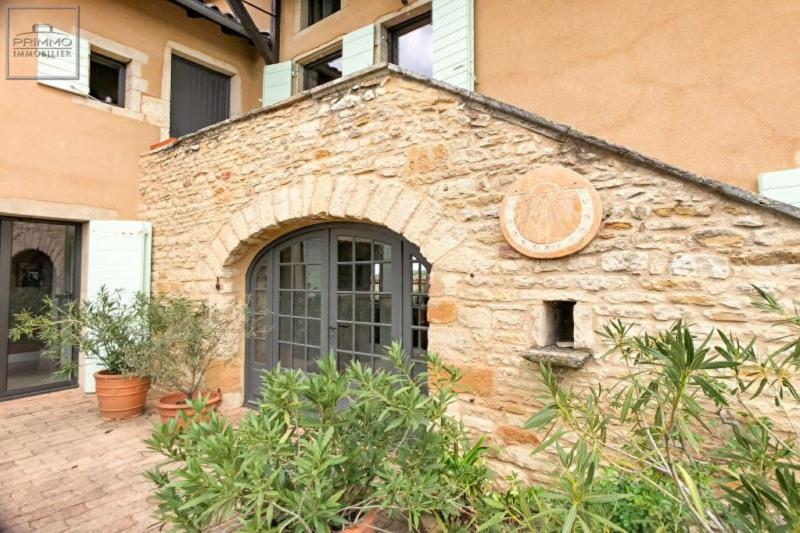 Deluxe sale house / villa Lissieu 799000€ - Picture 3