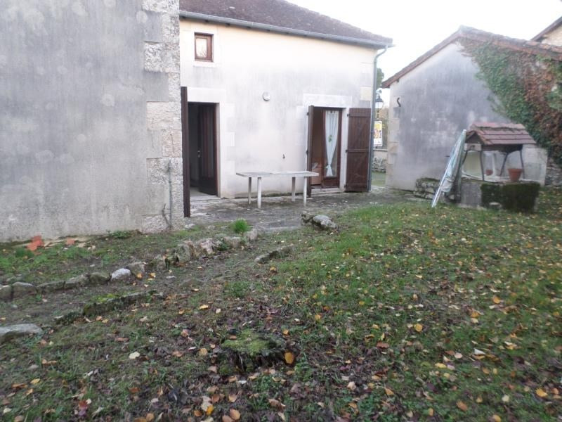 Vente maison / villa Civaux 86000€ - Photo 2