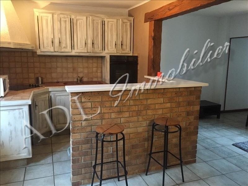 Rental apartment Coye la foret 670€ CC - Picture 1