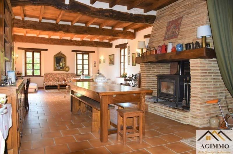 Vente maison / villa Gimont 352000€ - Photo 1