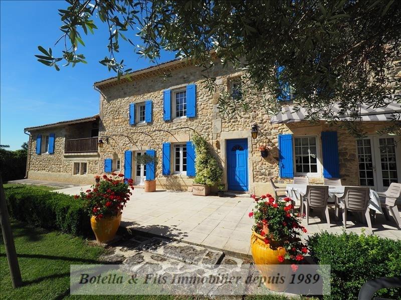 Immobile residenziali di prestigio casa Pont st esprit 558000€ - Fotografia 18
