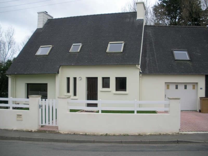 Location maison / villa Saint pabu 656€ CC - Photo 1