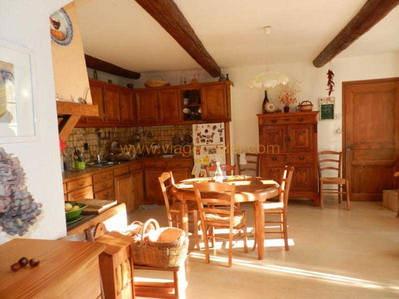 Vitalicio  casa Le beaucet 160000€ - Fotografía 4