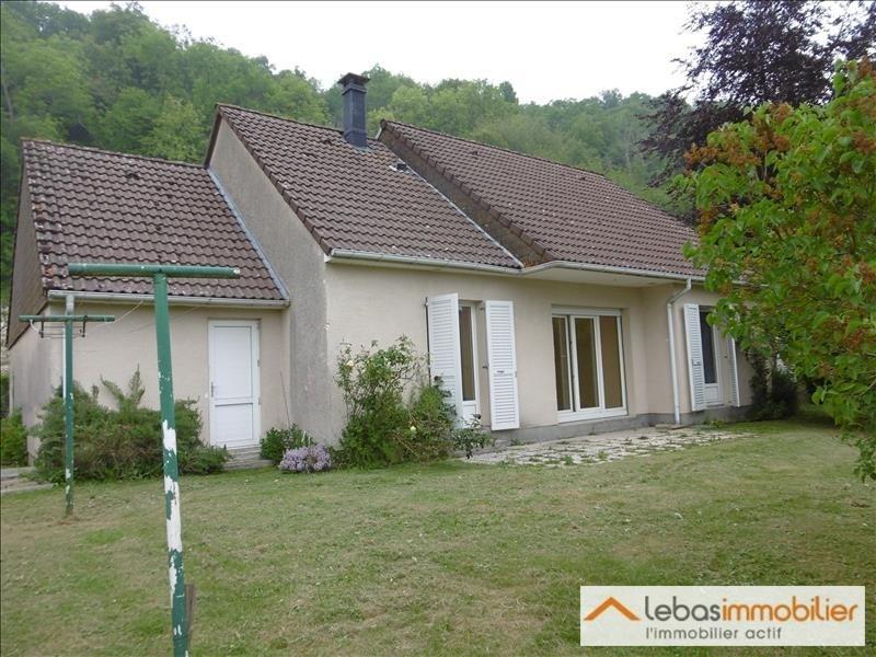 Vente maison / villa Cany barville 135000€ - Photo 1