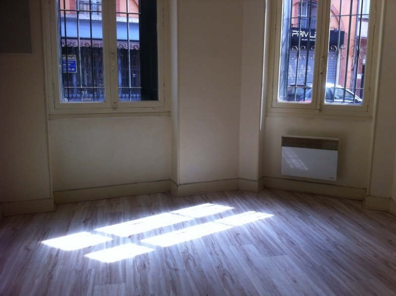 Rental apartment Toulouse 358€ CC - Picture 2