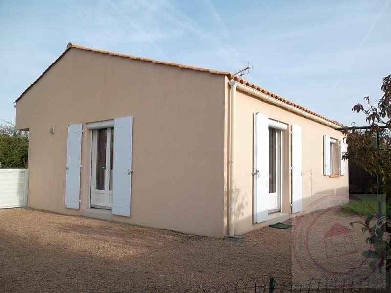 Vente maison / villa Aizenay 160000€ - Photo 1
