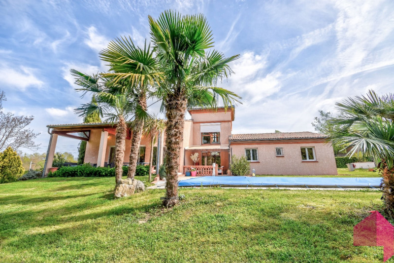 Deluxe sale house / villa Balma 665 000€ - Picture 1