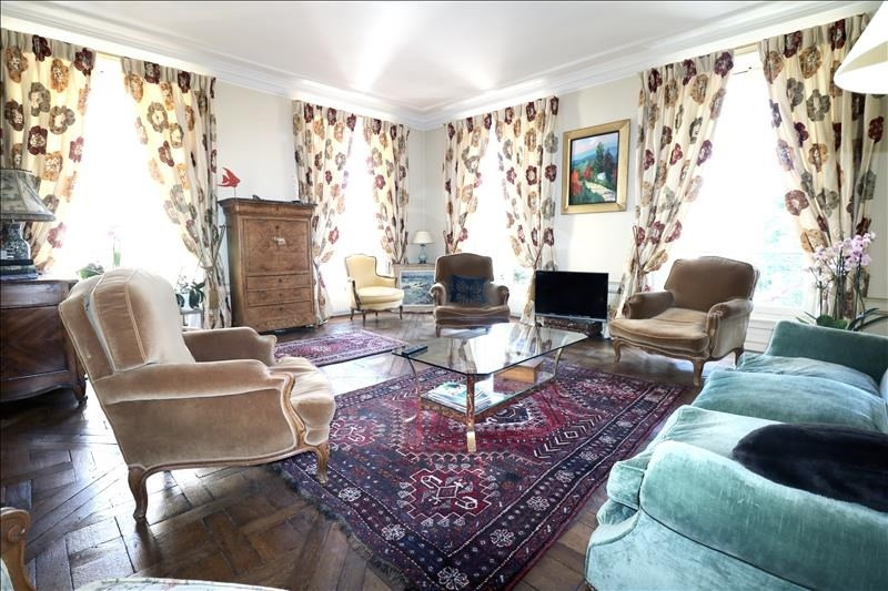 Deluxe sale apartment Versailles 1 588 000€ - Picture 1