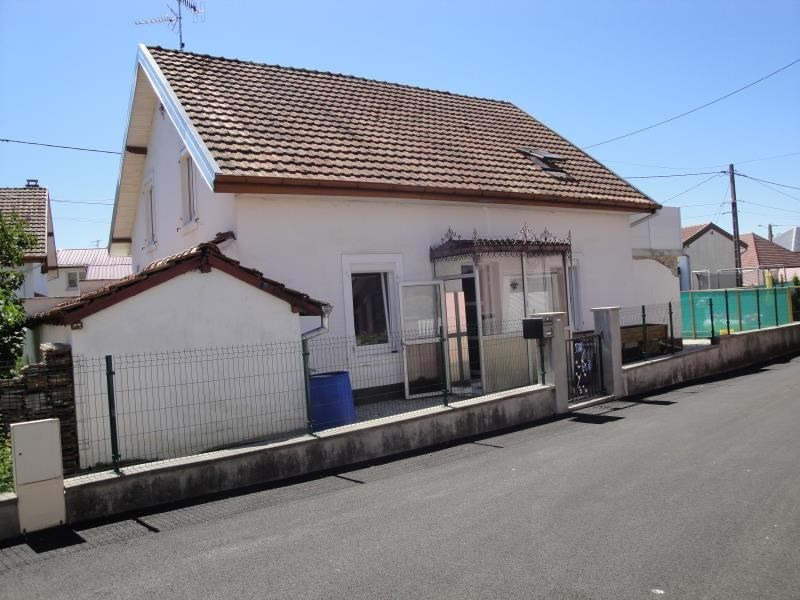 Vente maison / villa Audincourt 179 000€ - Photo 1