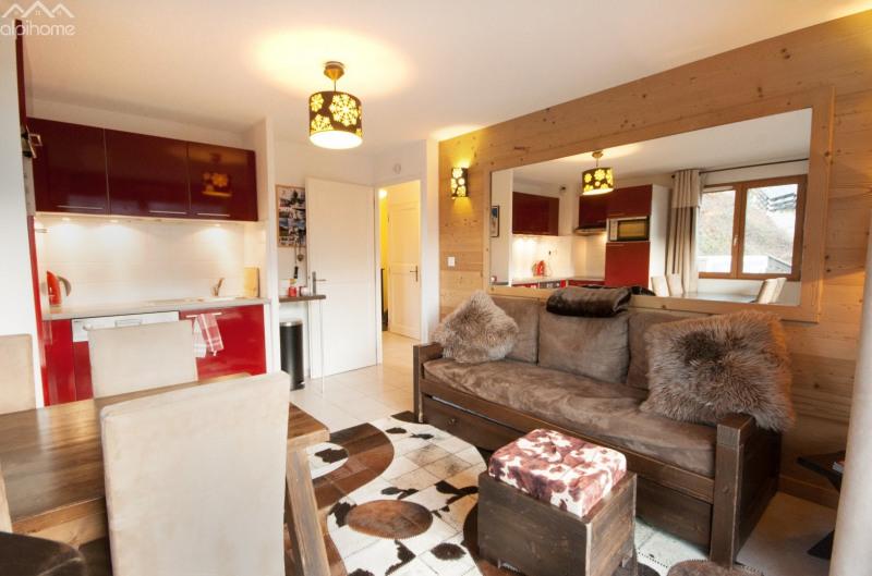 Vente appartement Saint gervais les bains 220000€ - Photo 2