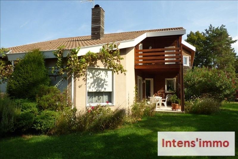 Sale house / villa Malissard 425000€ - Picture 1