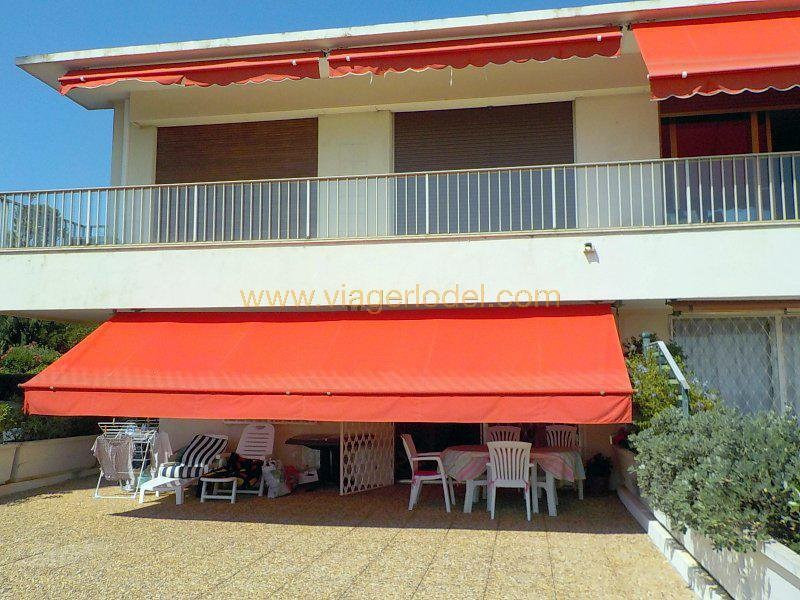 Life annuity apartment Antibes 95 000€ - Picture 1