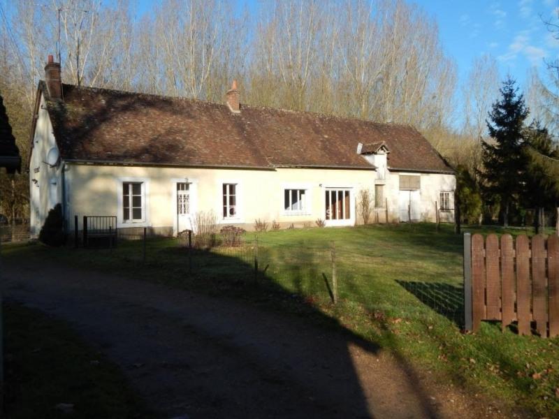 Vente maison / villa Meslay 106000€ - Photo 1