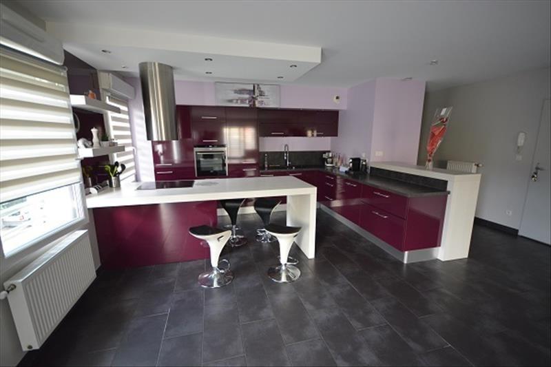 Verkoop  appartement Bourgoin jallieu 219900€ - Foto 2