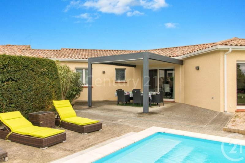 Vente maison / villa Plaisance du touch 540000€ - Photo 9