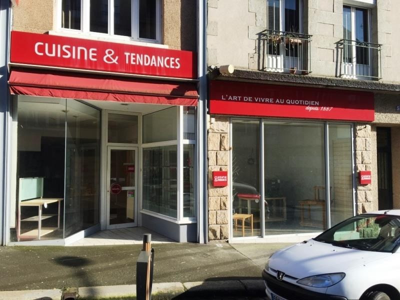 Vente local commercial Fougeres 167 680€ - Photo 1