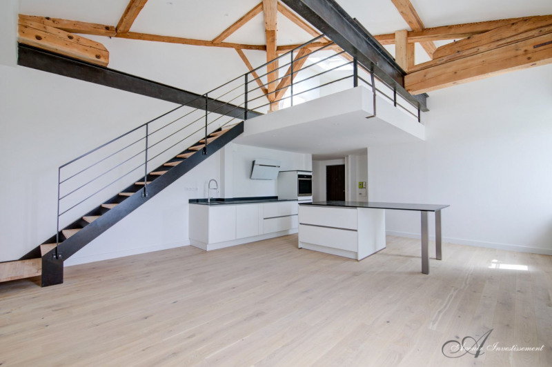 Deluxe sale apartment St cyr au mont d'or 599500€ - Picture 1