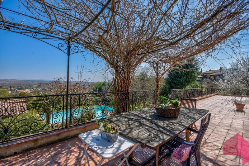 Deluxe sale house / villa Villefranche de lauragais secteur 520000€ - Picture 3