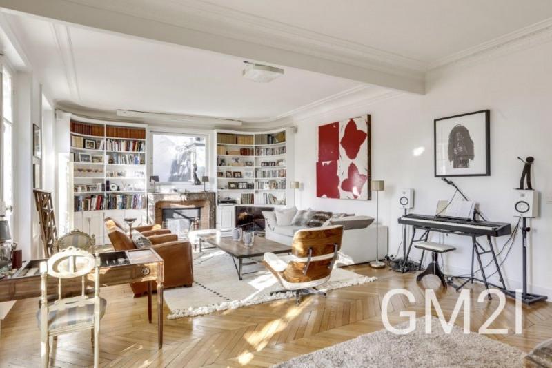 Vente de prestige appartement Paris 16ème 3140000€ - Photo 11