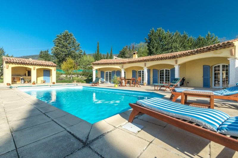 Deluxe sale house / villa Seillans 535000€ - Picture 1