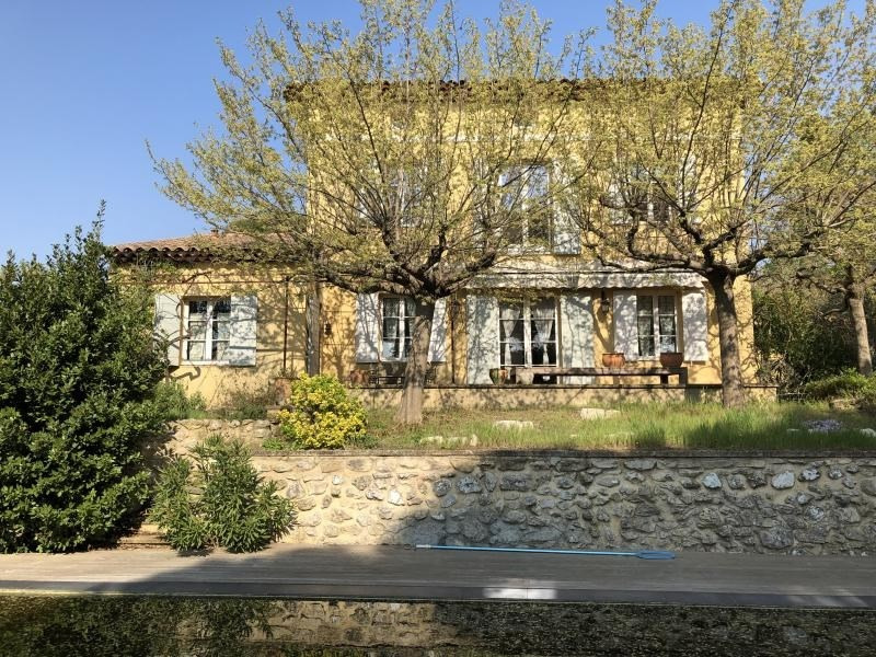 Sale house / villa Lambesc 770 000€ - Picture 1