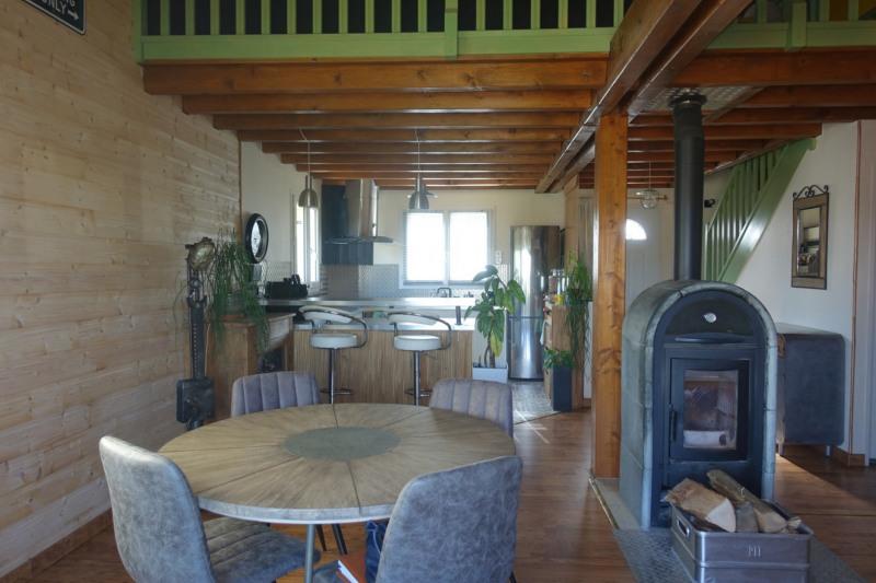 Sale house / villa La chaux-du-dombief 232000€ - Picture 3
