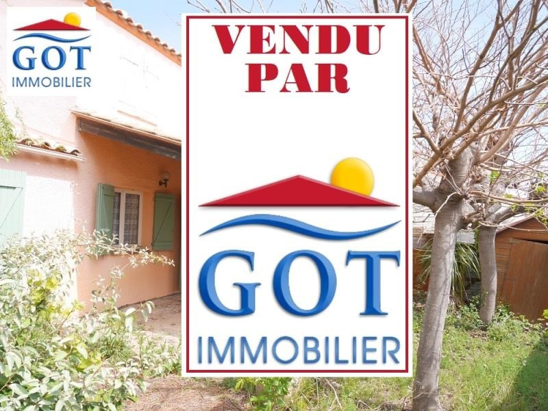 Vente maison / villa St laurent de la salanque 180 000€ - Photo 1