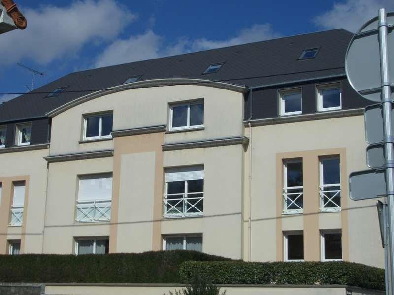 Rental apartment Coutances 320€ CC - Picture 3