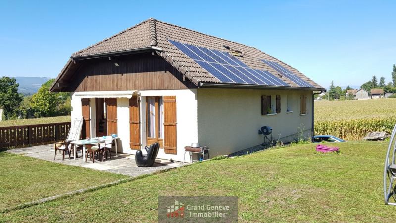 Vente maison / villa Contamine sur arve 389000€ - Photo 1