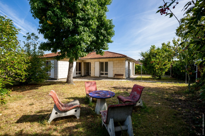 Vente maison / villa Pessac 428 500€ - Photo 1