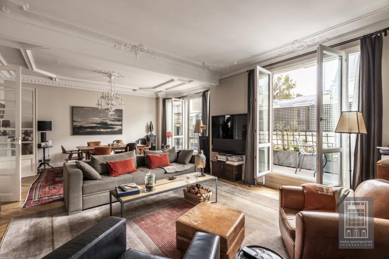 Deluxe sale apartment Paris 18ème 1820000€ - Picture 3