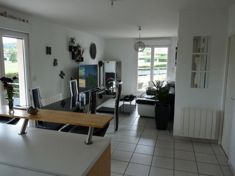 Verkoop  appartement Roche-la-moliere 119000€ - Foto 2